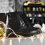 Женские зимние ботинки Dr.Martens Jadon Classic (черные), фото 5
