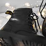 Женские зимние ботинки Dr.Martens Jadon Classic (черные), фото 8