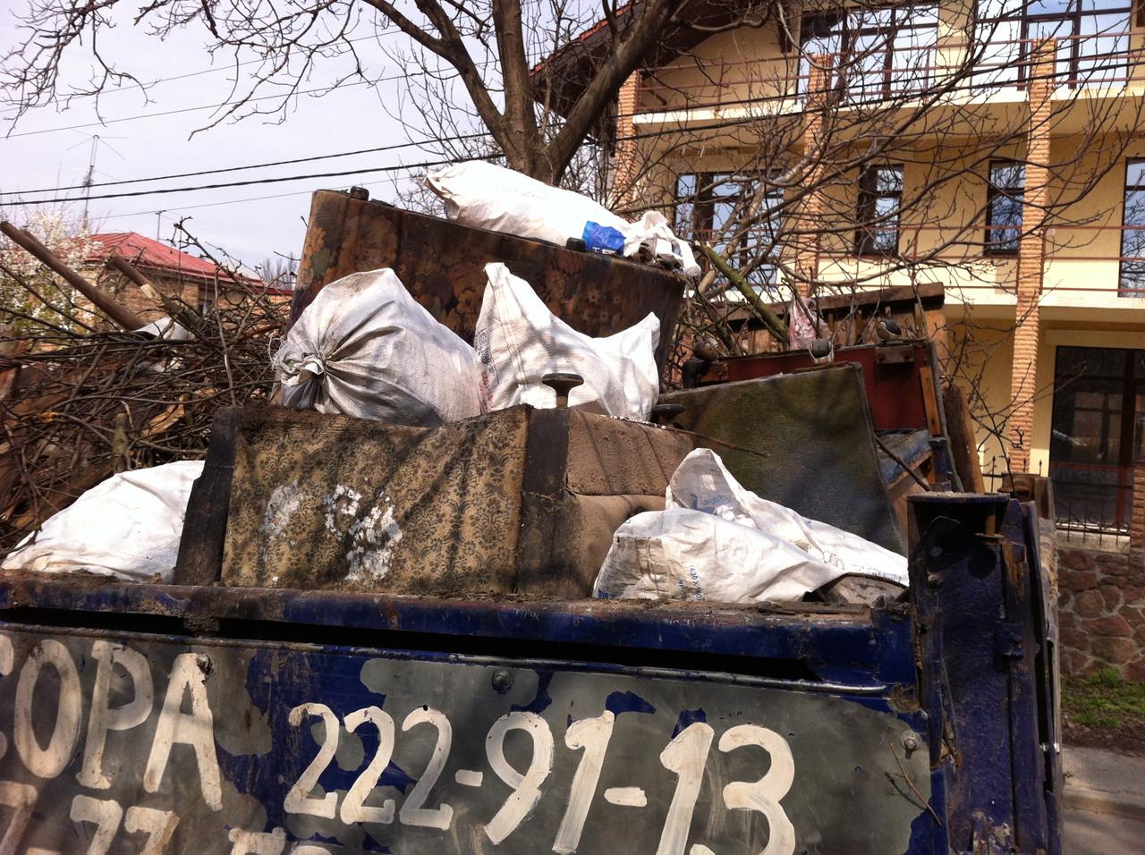 Вывоз строительного мусора - фото 4