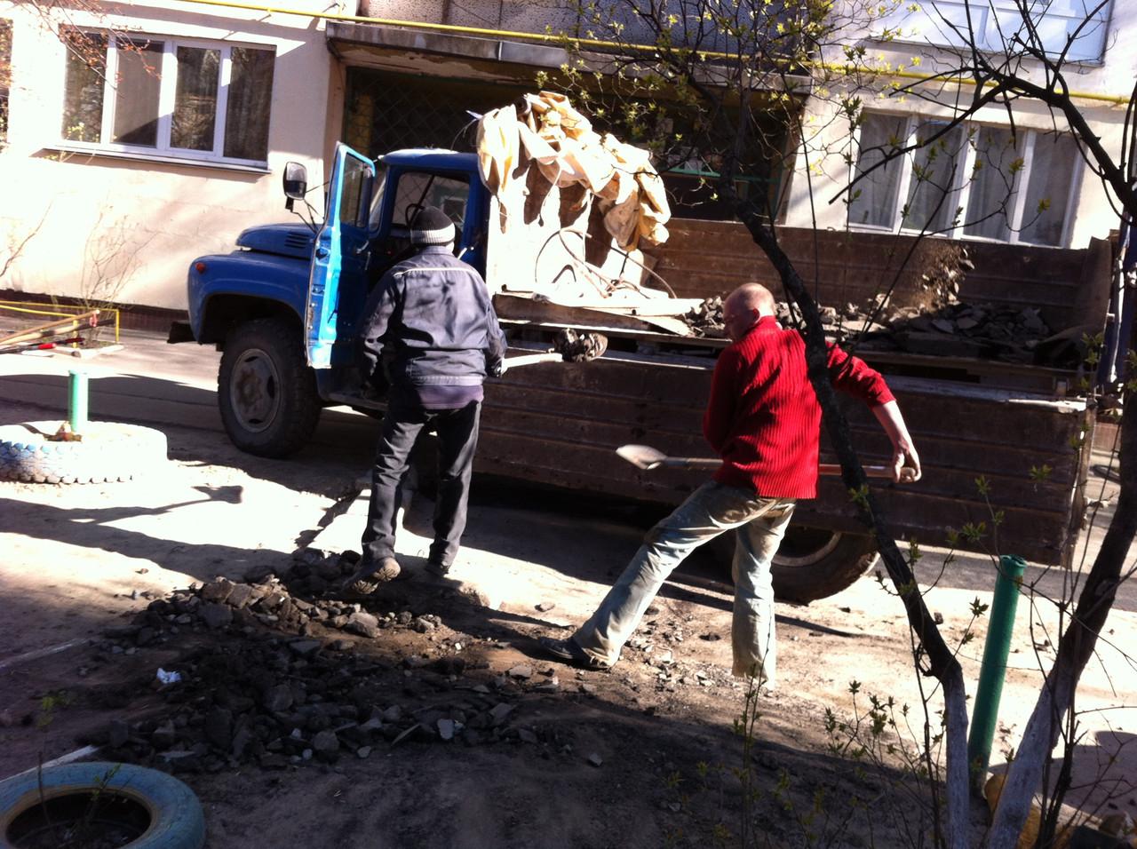 Вывоз строительного мусора - фото 6