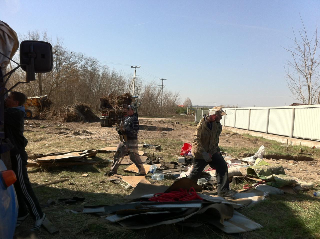 Вывоз строительного мусора - фото 7