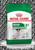 Корм для стареющих собак в возрасте от 8 лет и старше 2 кг. Royal Canin (Роял Канин) Mini Adult 8+