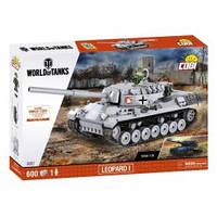 Конструктор Cobi World Of Tanks Леопард 1 600 деталей Cobi-3037