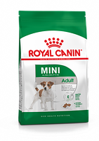 Корм для собак мелких пород старше 10 месяцев 800 гр.Royal Canin (Роял Канин) Mini Adult