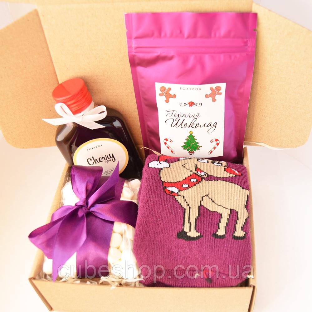 Подарочный набор Новогодний Purple