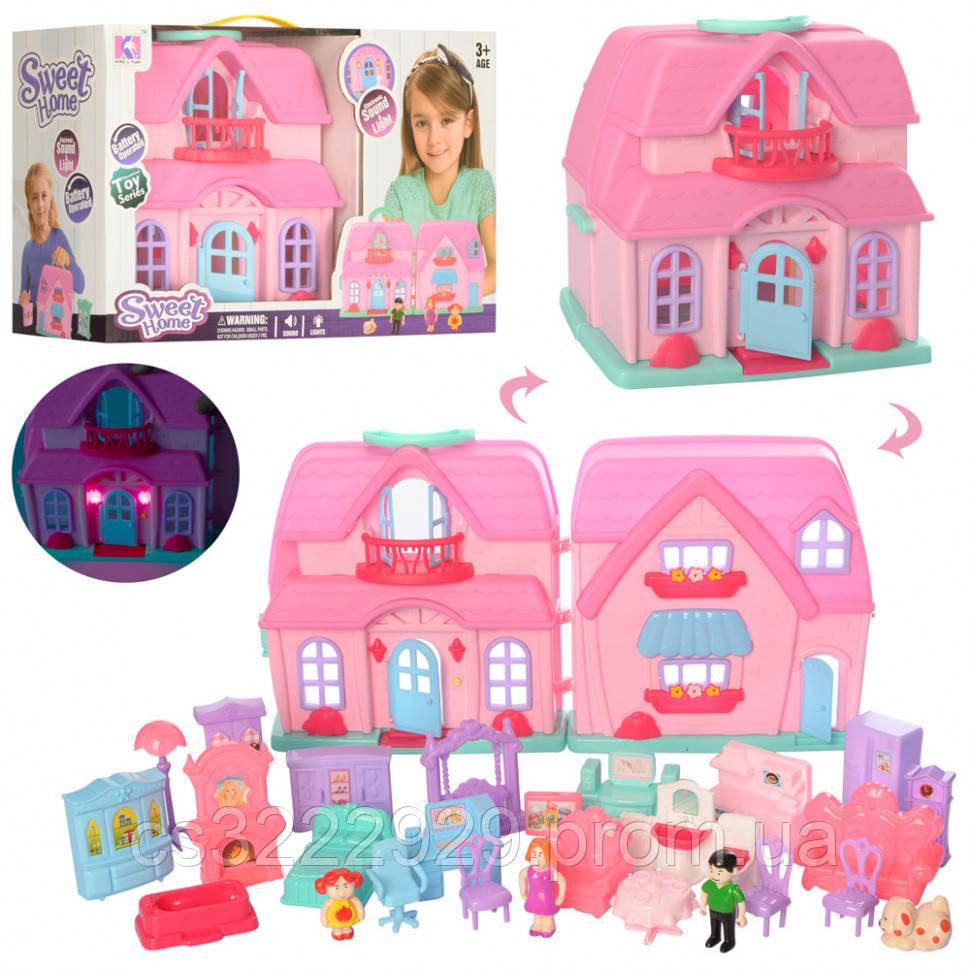 Кукольный домик 88011B
