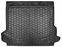 Коврик в багажник для Тойота Ленд Крузер, Toyota Land Cruiser Prado 150 (2018>) (5мест) 111674 Avto-Gumm