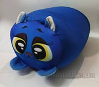 Антистрессовая игрушка-подушка валик Штучки Кот Мурчик 20х35 см