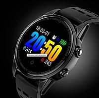 Розумні годинник smart R13 BLACK ВОДОСТІЙКІ, фото 1