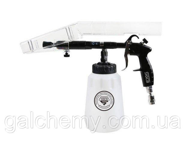 Пневмопістолет-екстрактор для хімчистки SGGC051 Multifunction Blow Suction Gun (TB-2014BSS), SGCB
