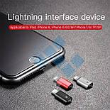 Универсальный инфракрасный пульт дистанционного управления Baseus (Iphone/Android), фото 6