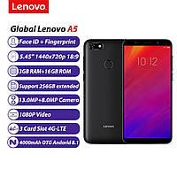 Lenovo A5 3/16 Черный