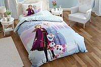 Детское постельное белье TAC Frozen 2. Полуторное