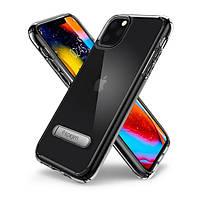 Накладка для iPhone 11 Pro Spigen Ultra Hybrid S Crystal Clear