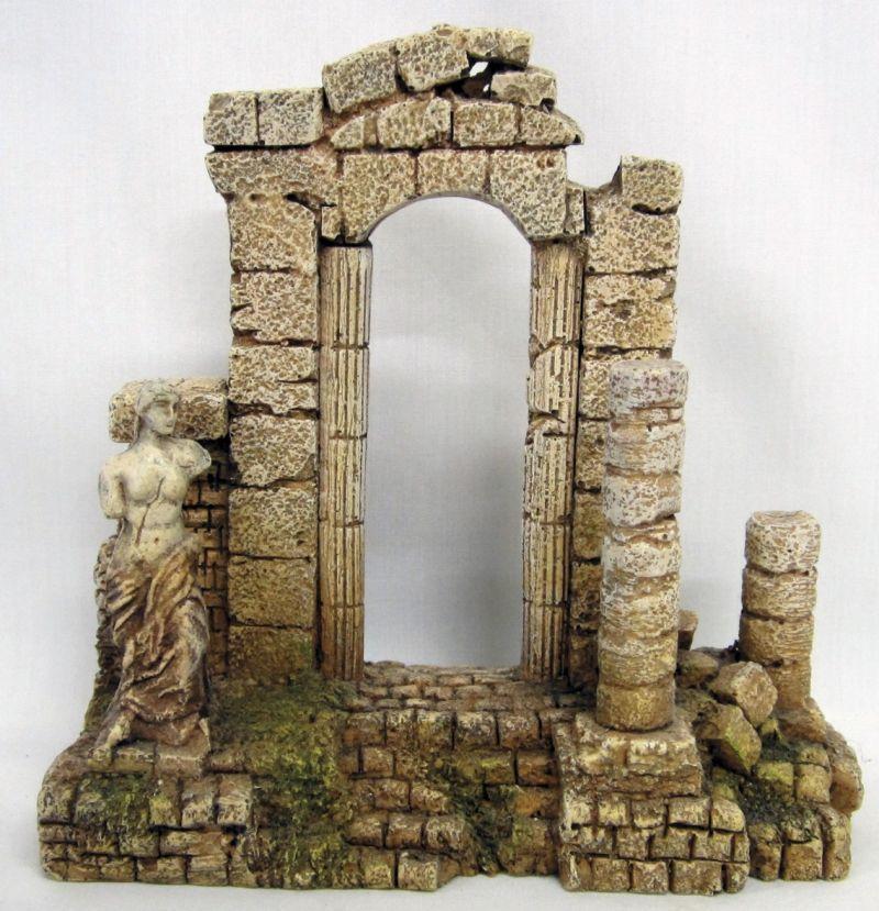 Декорация керамическая Греческая арка