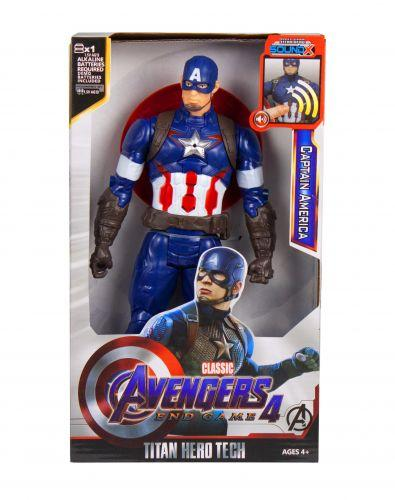 "Фигурка коллекционная ""Мстители: Капитан Америка""  sco"