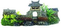 Декорация керамическая Китайская стена с аркой