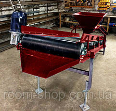 Ленточные транспортеры для сыпучих материалов шириною 300 мм длинною 8 м., фото 3