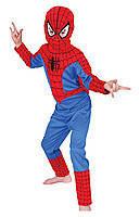 Маскарадный костюм Спайдермен (синий)