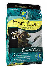Earthborn Holistic Dog Coastal Catch для собак всех пород с чувствительным желудком (белая рыба) 12кг