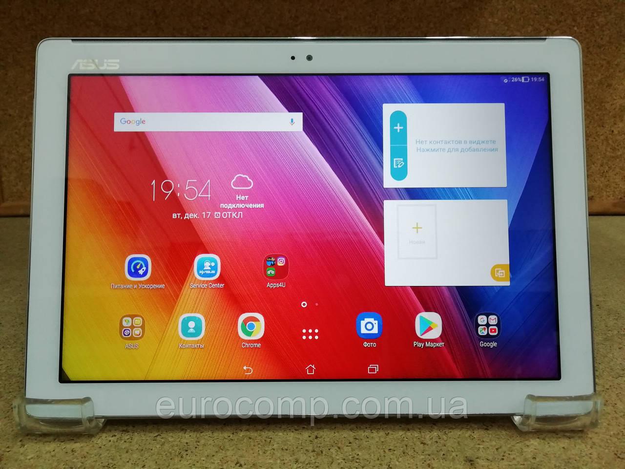 Планшет Asus ZenPad 10 Z300M (10'' HD/4 ядра/2GB/16GB/Android 7.0/Rose Gold)