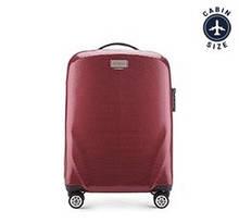 Wittchen чемодан ручная кладь 56-3P-571-35 поликарбонат 32л. Виттчен витчен чемодан красный на колесах