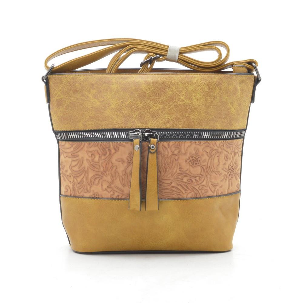 Жіноча сумка 7135 жовта