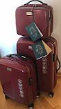 Wittchen чемодан ручная кладь 56-3P-571-35 поликарбонат 32л. Виттчен витчен чемоданы 56-3P-571-35, фото 2