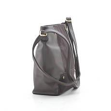Клатч CX-0079 коричневая, фото 2