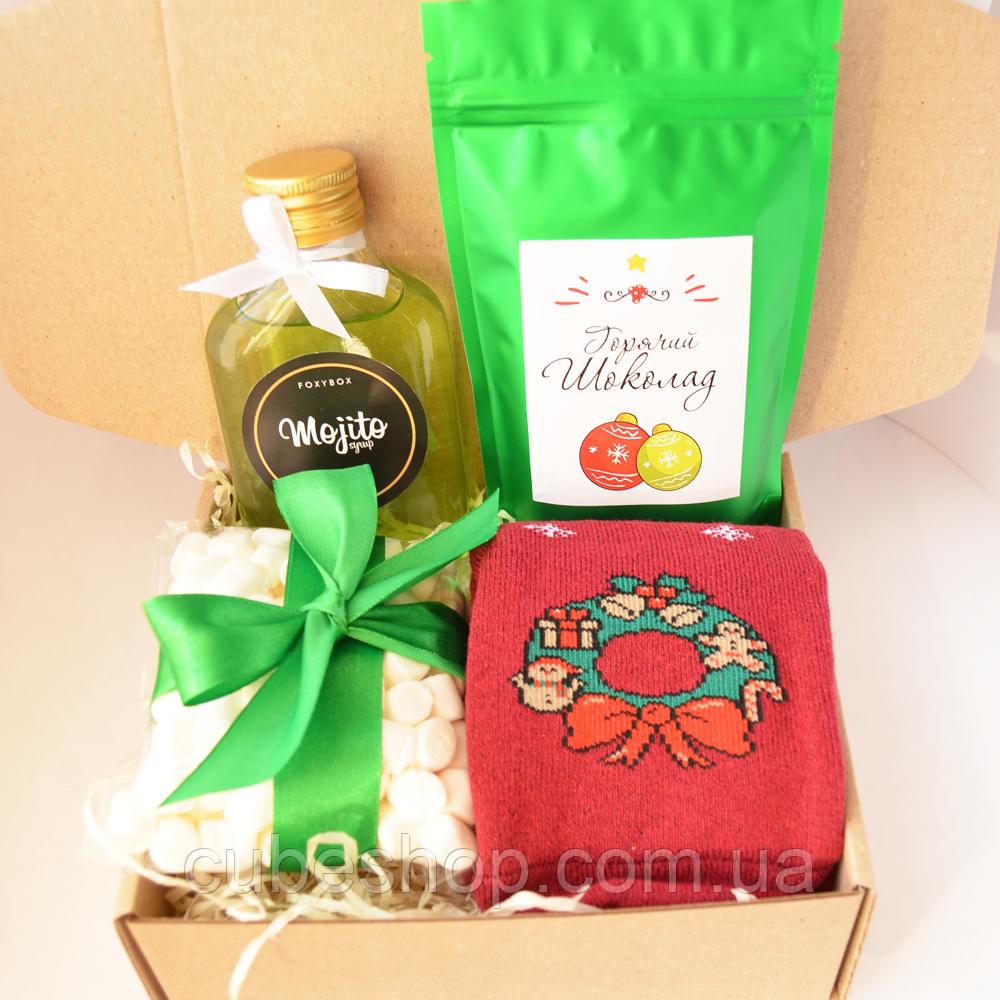 Подарочный набор Новогодний Green