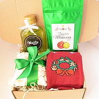 Подарочный набор Новогодний Green, фото 1