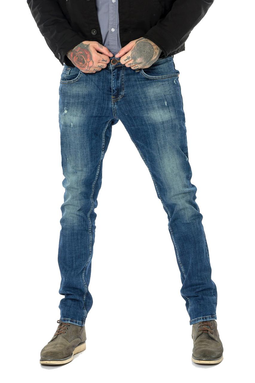 Джинсы Franco Benussi FB 20-124 синие