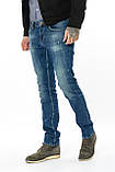 Джинсы Franco Benussi FB 20-124 синие, фото 5