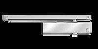 Доводчик со слайдовой тягой TS -41 серебро (Германия) Ral 9006 EN 1-4