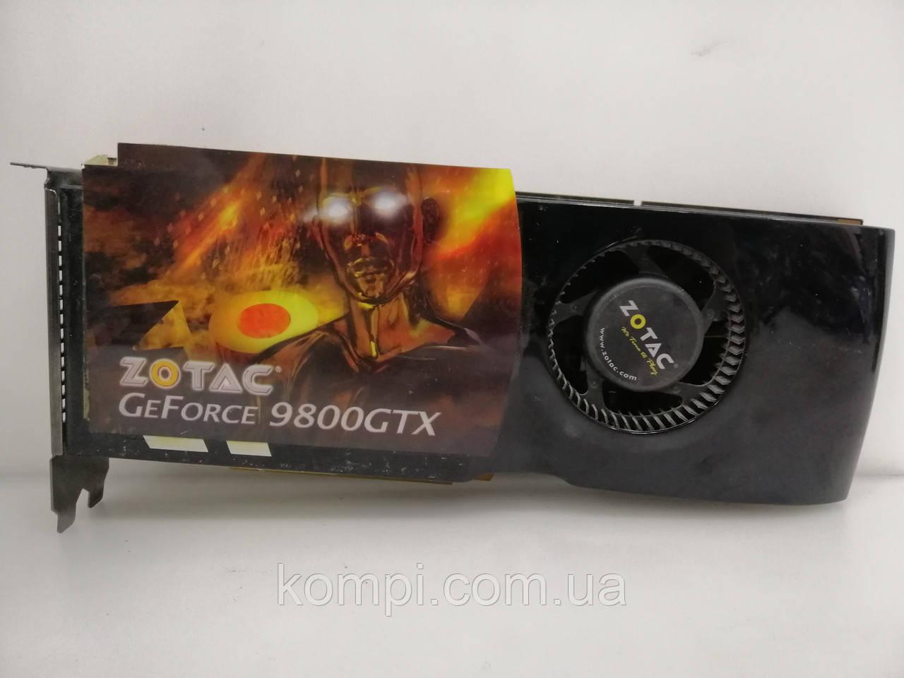 Видеокарта Nvidia Geforce 9800 GTX 512MB 256bit PCI-E