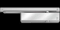 Доводчик со слайдовой тягой TS -61 серебро (Германия) Ral 9006 EN 2-5