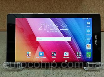 Планшет Asus ZenPad 7 Z170CG (7''/4 ядра/1GB/16GB/3G звонки 2 SIM/Android 5.0/Black)
