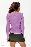 Короткая юбка-мини на фиксируемый запах, фото 4