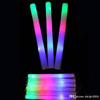 ⭐️Новогодние светодиодные палочки разных цветов⭐️