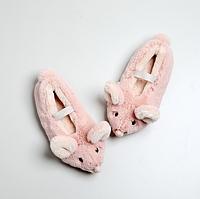 Тапочки-игрушки Мышки, маломерят на размер