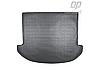 Коврик в багажник для Хендай Санта Фе, Hyundai Santa Fe (DM) (7 мест) (12-) полиуретан NPA00-T31-521