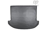 Коврик в багажник для Хендай Санта Фе, Hyundai Santa Fe (DM) (7 мест) (12-) полиуретан NPA00-T31-521, фото 1