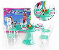 Игровая мебель для кукол gloria