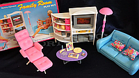 Игрушечная мебель gloria для куклы