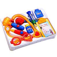 Детский набор доктора (9 предметов), фото 1