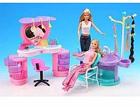 """Мебель для кукол Gloria """"Парикмахерская"""""""