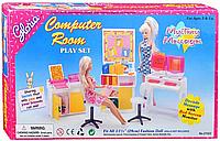 Мебель для кукол в компьютерный класс