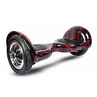 Гироскутер Smart Balance Wheel10 i10 №8 Красная молния (АКБ Samsung)  APP+BT