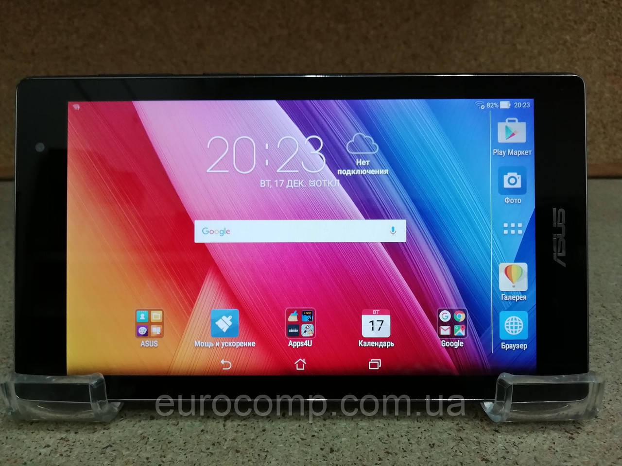 Планшет Asus ZenPad 7 Z170C (7''/4 ядра/1GB/16GB/Android 5.0/White)