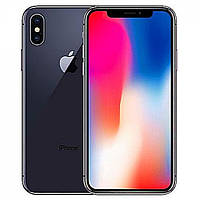 Apple iPhone X 64GB Space Gray Neverlock (MQAC2)